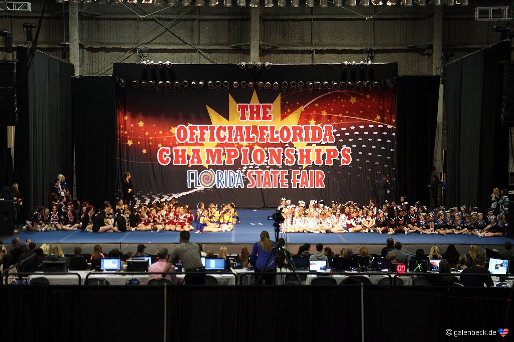 Cheer and Dance Competition