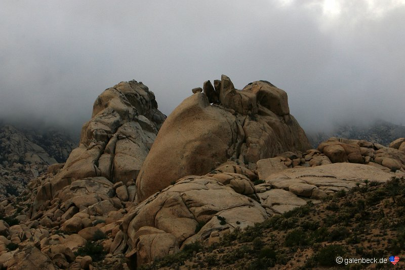 Granite Mountains