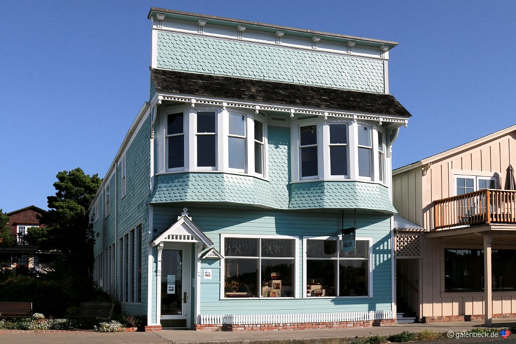 Mendocino Historic District