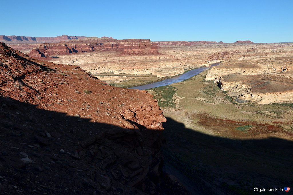 Glen Canyon National Recreation Area Hite