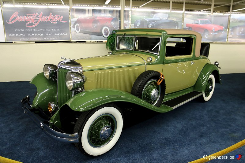 1931 Chrysler Series CD Deluxe Eight RS Coupe