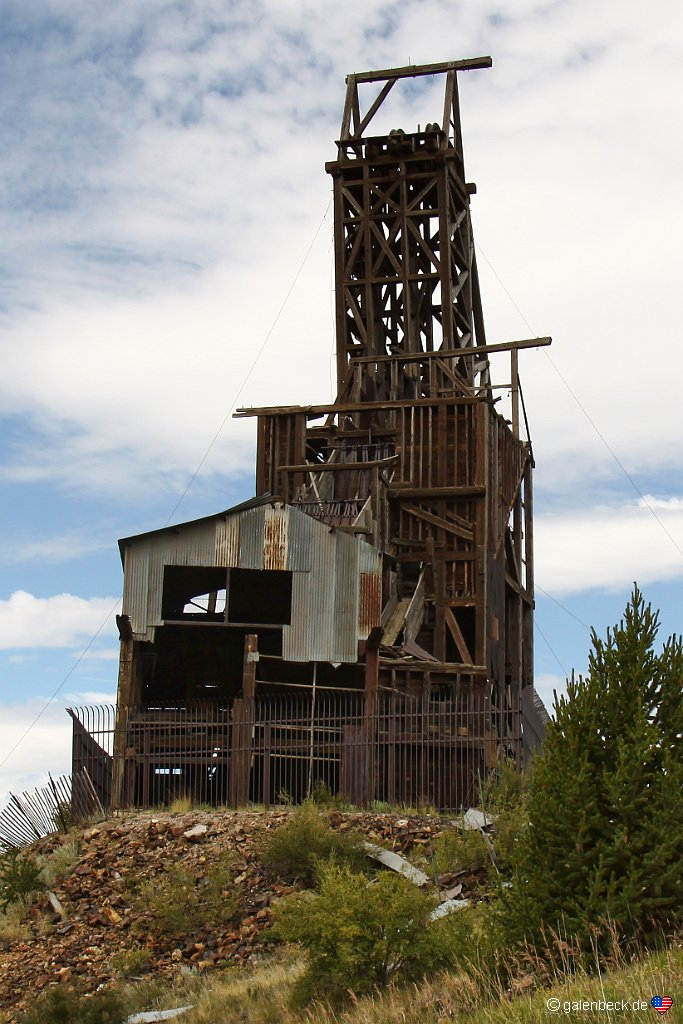 Independence Mine and Mill Site