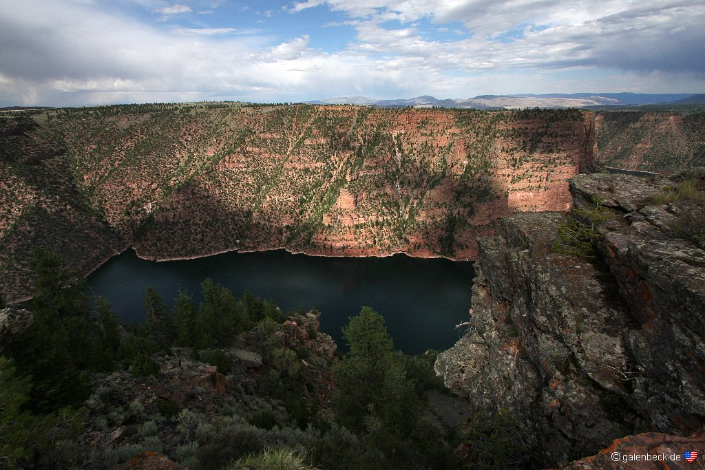 Flaming Gorge National Recreation Area, Red Canyon