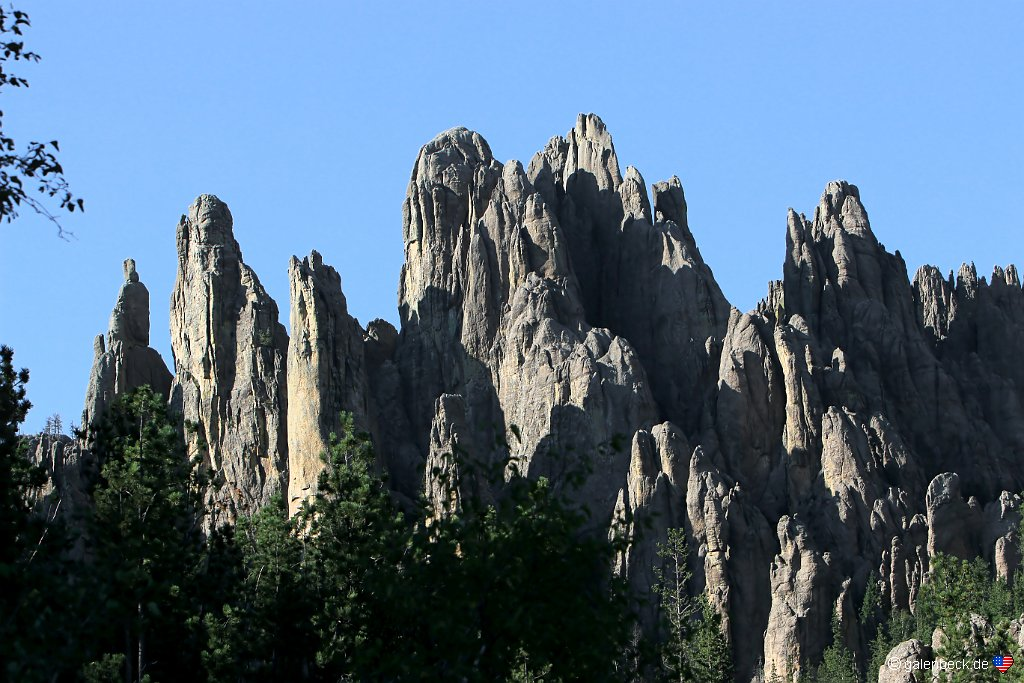 Custer State Park, Needles Highway